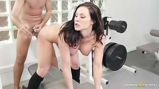 Boxer MILF gets banged hard