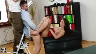 BTS porn video with fun action
